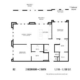 Floor Plan BYB2