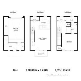 Floor Plan BYTHA1