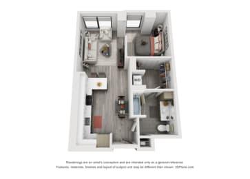 Floor Plan C4