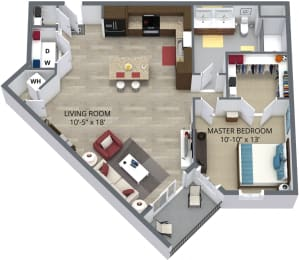 Floor Plan The Pearly