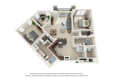 Floor Plan Kingston