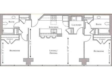 Floor Plan Ford