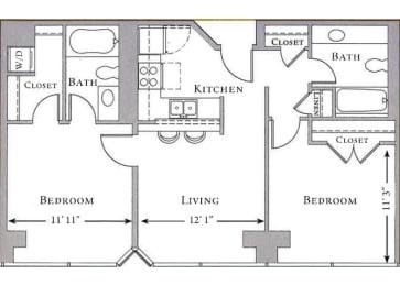Floor Plan Jacobs