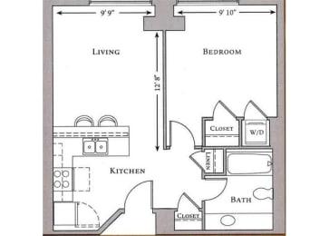 Floor Plan Roland