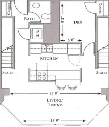 Floor Plan Oldham