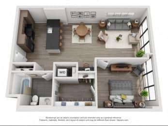 Floor Plan 11-13 & 17-20
