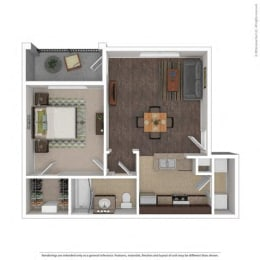 Floor Plan at Orion McKinney, Texas, 75070, opens a dialog