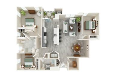 Floor Plan Mirabella (new construction)