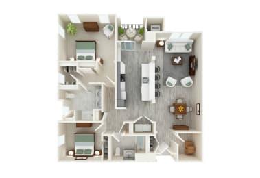 Floor Plan Sorrento (new construction)