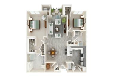 Floor Plan Verano (new construction)