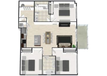 Floor Plan G