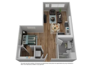 One And Two Bedroom Apartments In Bayview San Francisco
