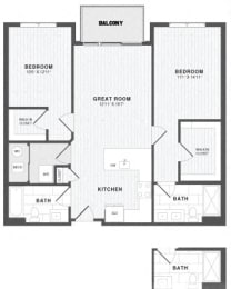 New Main Line apartments
