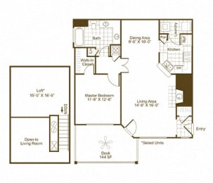Floor Plan A3A