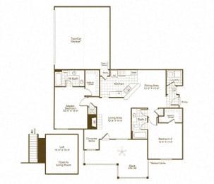 B4R floor plan