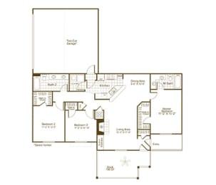 C1R floor plan