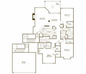 C2K floor plan