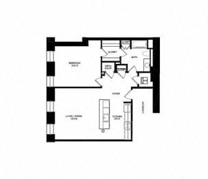 Floor Plan A14