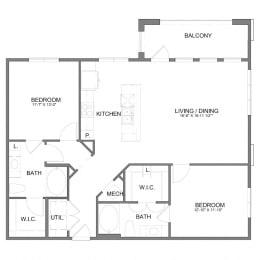 Floor Plan HHB2.2