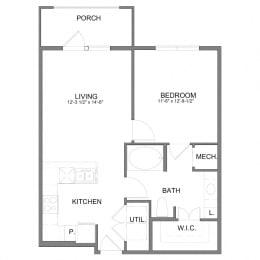 Floor Plan HHA3