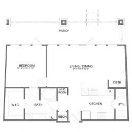 Floor Plan A8.2