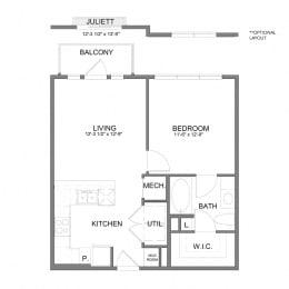 Floor Plan HHA2.1