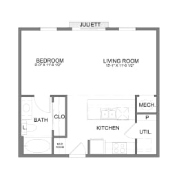 Floor Plan HHS1