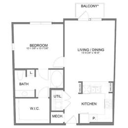 Floor Plan A6.2