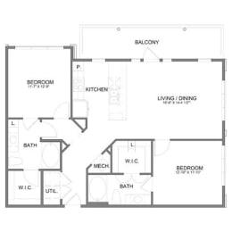 Floor Plan B2.2