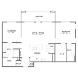 Floor Plan B4.1
