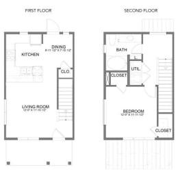 Floor Plan THA1