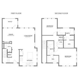 Floor Plan THB2