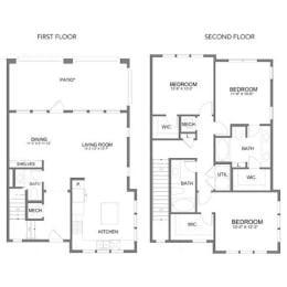 Floor Plan THC2.2