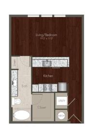 studio apartments in uptown dallas, opens a dialog