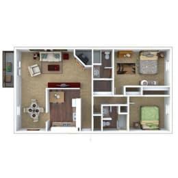 Floor Plan B2Q