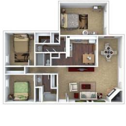 Floor Plan C2R