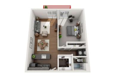 Floor Plan DaVinci