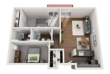 Floor Plan OKeefe