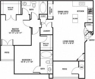 Herron Floor Plan