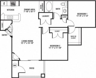 Robin Floor Plan