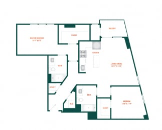 Floor Plan C3