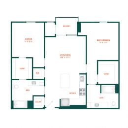 Floor Plan C4.1