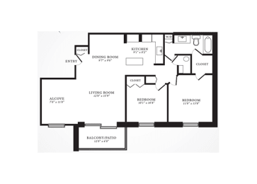 Floor Plan Juniper II