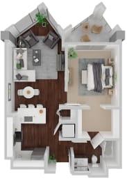 Hayes Valley Plus Floorplan