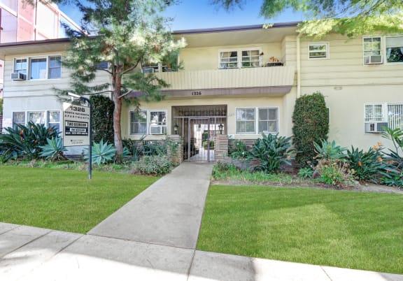 Hayworth Avenue Apartments property image