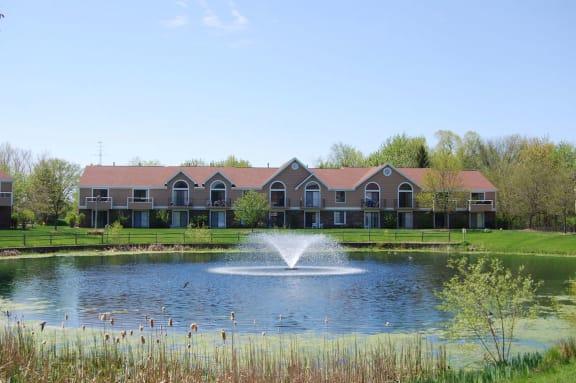 Hampton Lakes Apartments property image