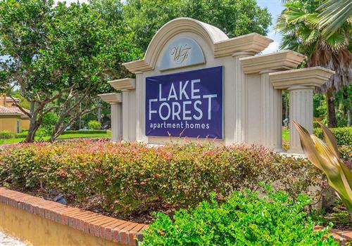 Lake Forest Apartments property image