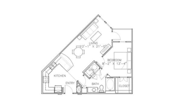 Floor Plan  Iberville