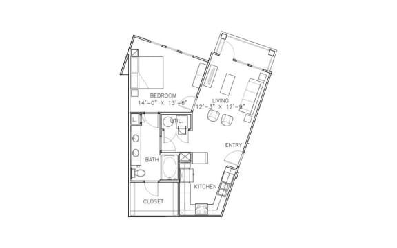Floor Plan  Vermillion