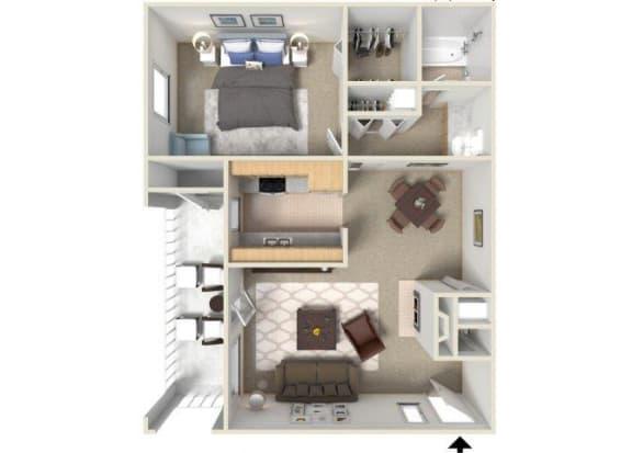 Floor Plans Sunrise Ridge Apartments Phoenix Az